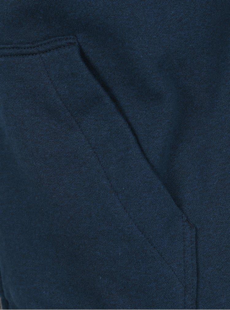 Hanorac albastru & maro cu gluga pentru barbati - Ragwear Tommie