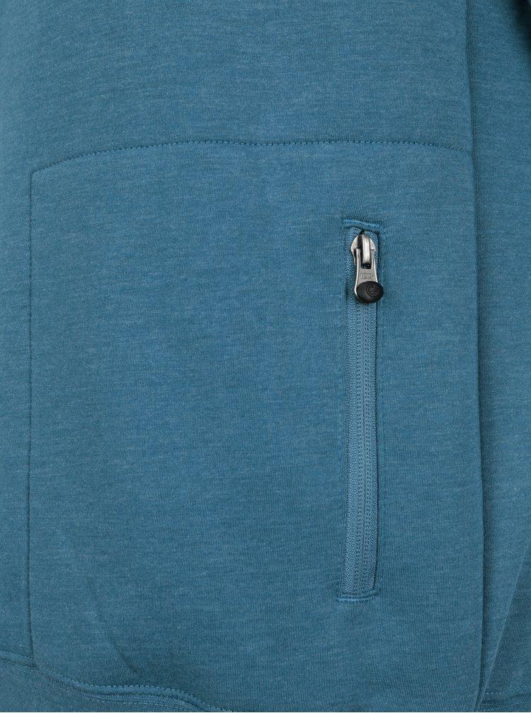 Hanorac negru&albastru pentru barbati - NUGGET Coil
