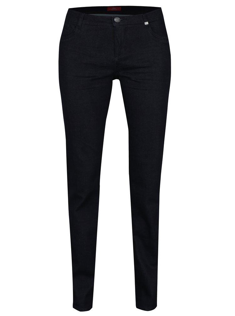 Tmavě modré dámské regular fit džíny s.Oliver