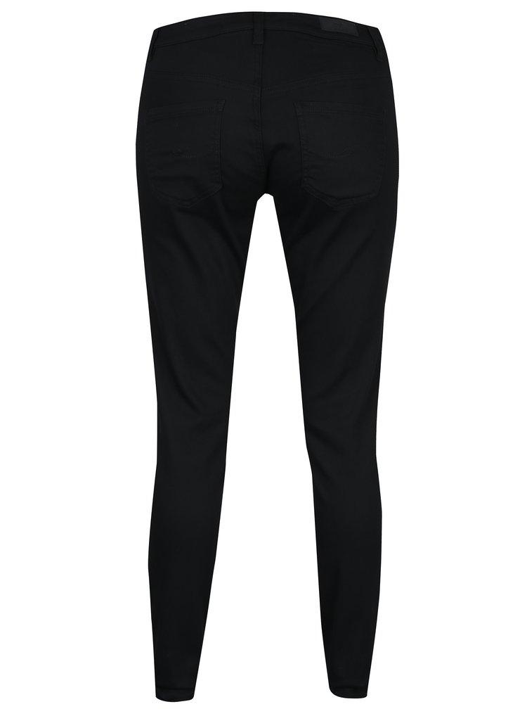 Černé dámské super slim fit džíny s.Oliver