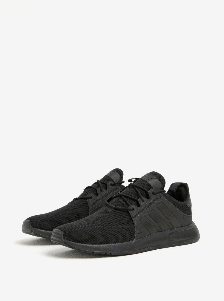 Pantofi sport negri pentru barbati adidas Originals X_PLR