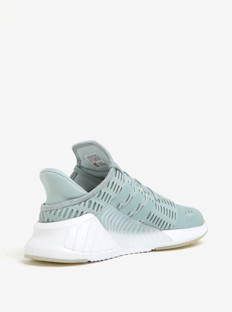 Pantofi sport verde mentol cu perforatii pentru femei adidas Originals ClimaCool