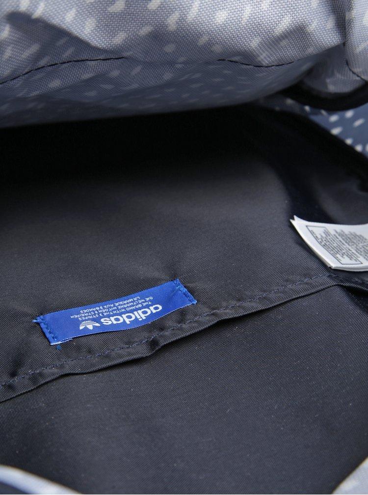 Rucsac bleumarin cu alb unisex - adidas Originals Classic