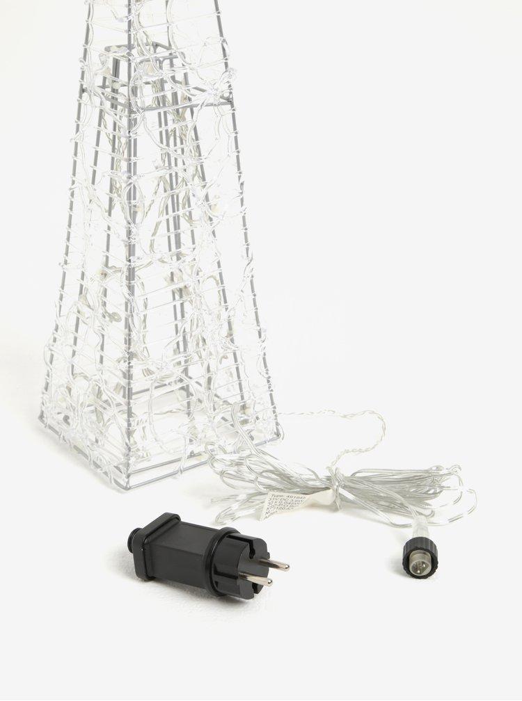 LED svítící jehlan Kaemingk