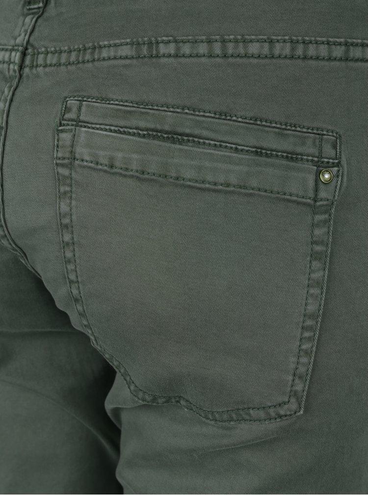 Zelené dámské slim fit džíny s.Oliver