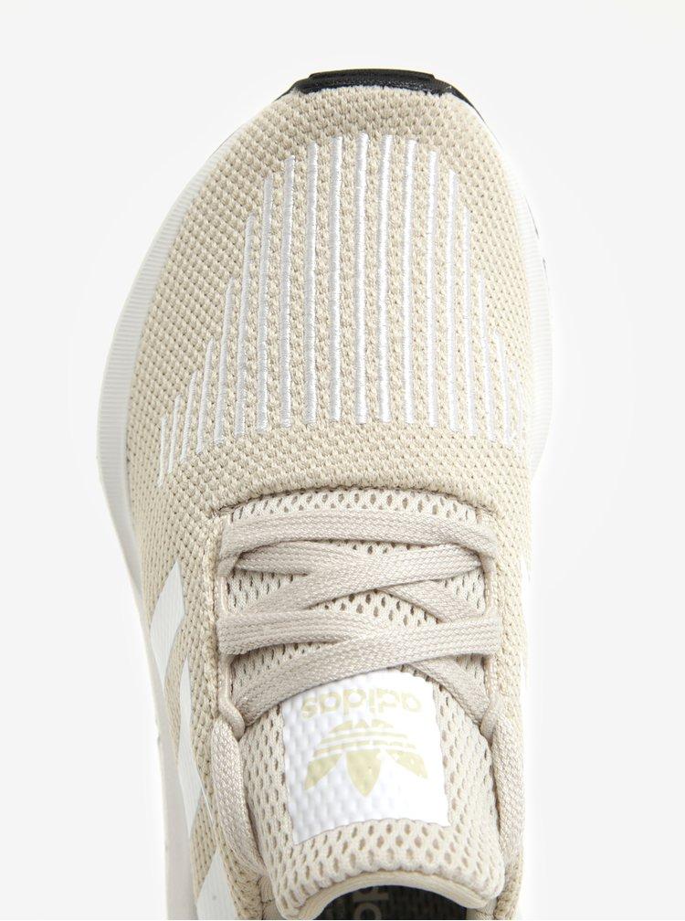 Pantofi sport bej pentru femei - adidas Originals Swift Run