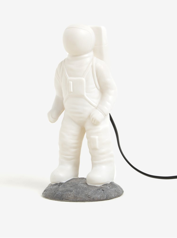 Lampa LED alba in forma de astronaut - Disaster Spaceman