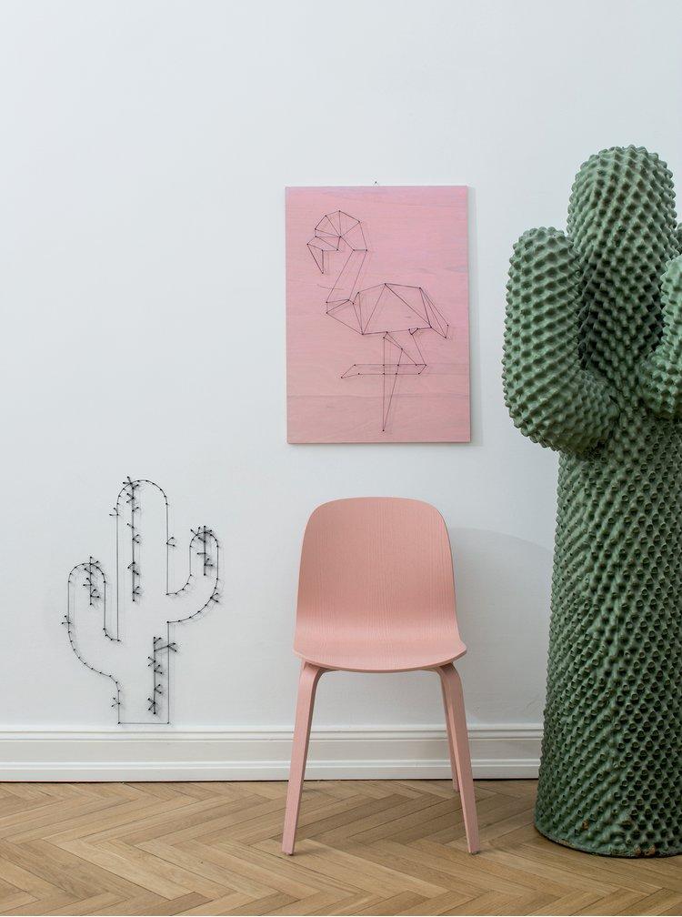Dekorace na zeď Donkey Wonderland