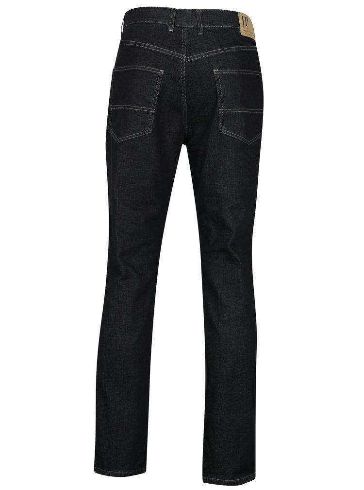 Tmavě modré regular fit džíny s kapsami JP 1880