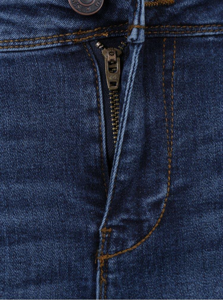 Tmavě modré slim fit džíny VERO MODA Even