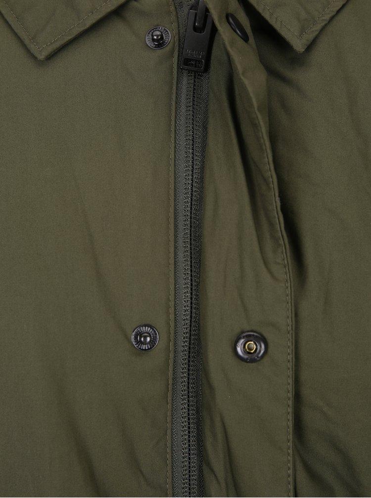 Jacheta verde inchis matlasata - Selected Homme Coach