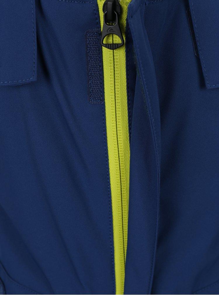 Modré klučičí voděodolné funkční oteplováky Quiksilver Boogie