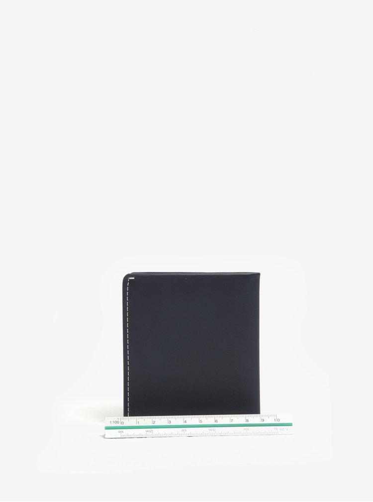 Portofel albastru inchis din piele  Bellroy Note Sleeve