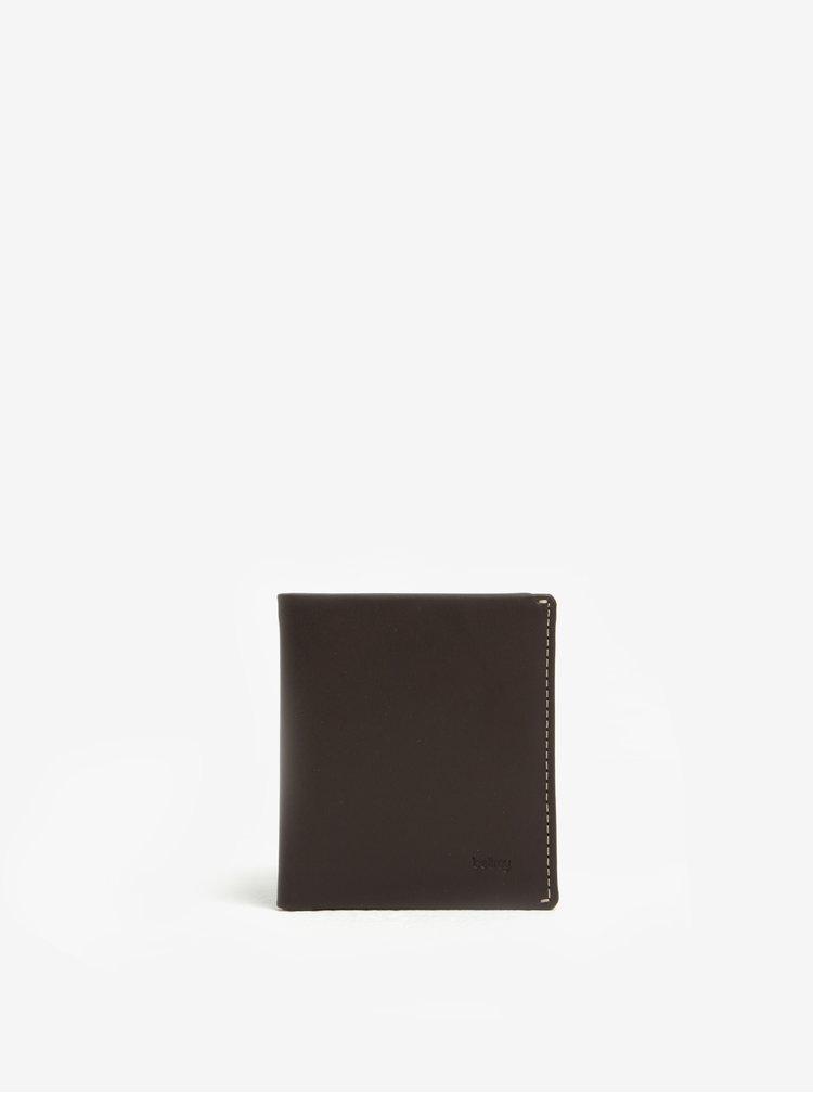 Portofel maro inchis din piele  Bellroy Note Sleeve