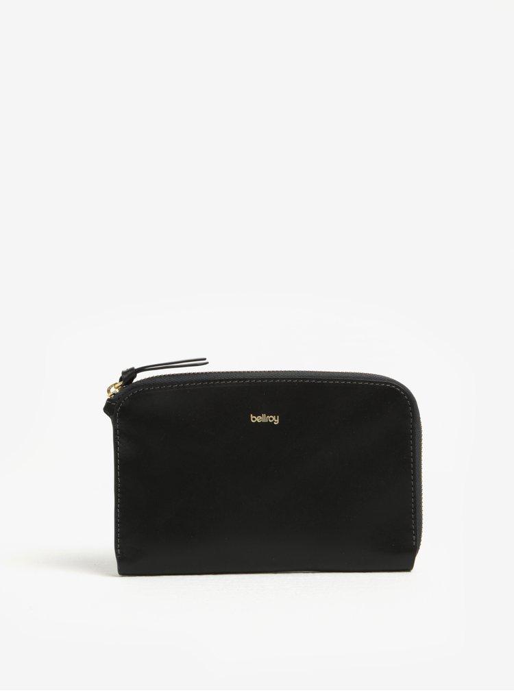 Černá dámská kožená peněženka Bellroy Pocket