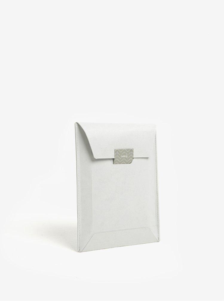 Krémová dámská kožená peněženka Bellroy Pocket