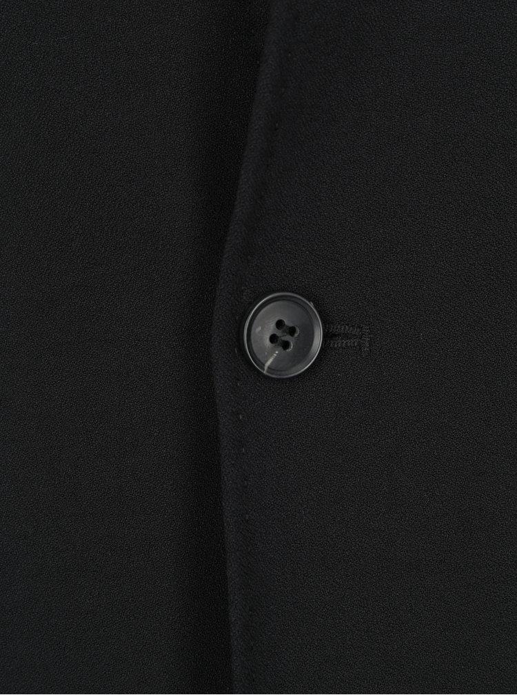 Čierne tenké sako Selected Homme Done