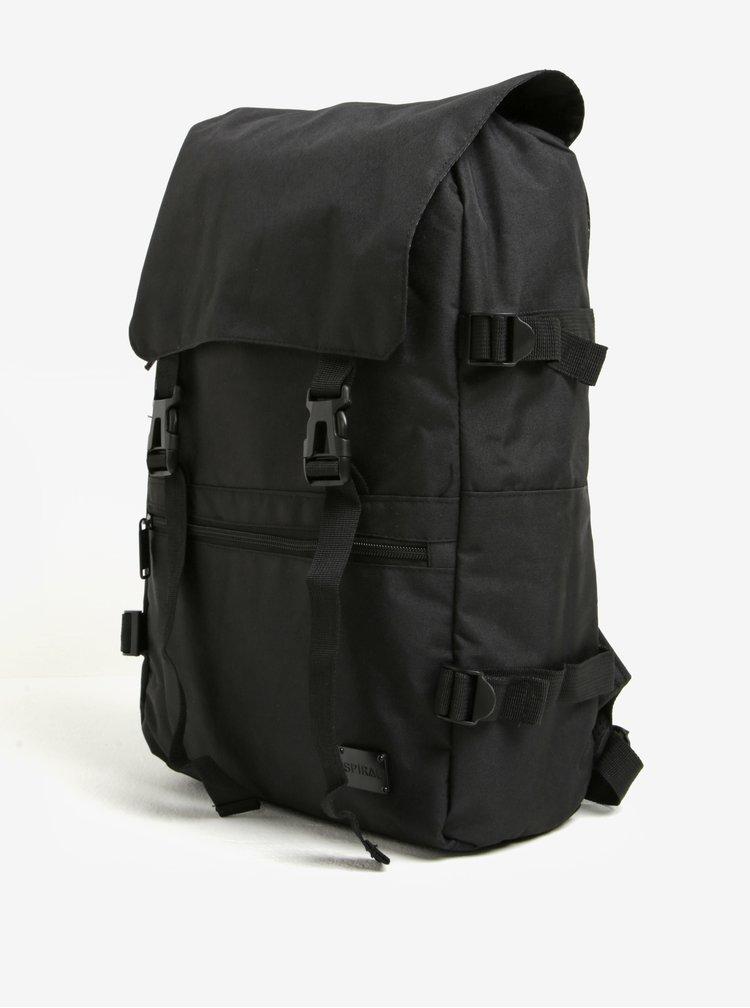 Černý batoh Spiral Blackout