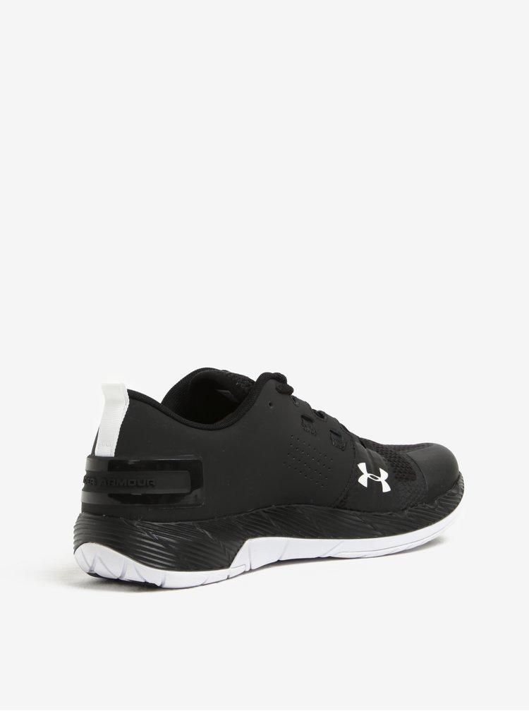 Pantofi sport negri pentru barbati - Under Armour Commit