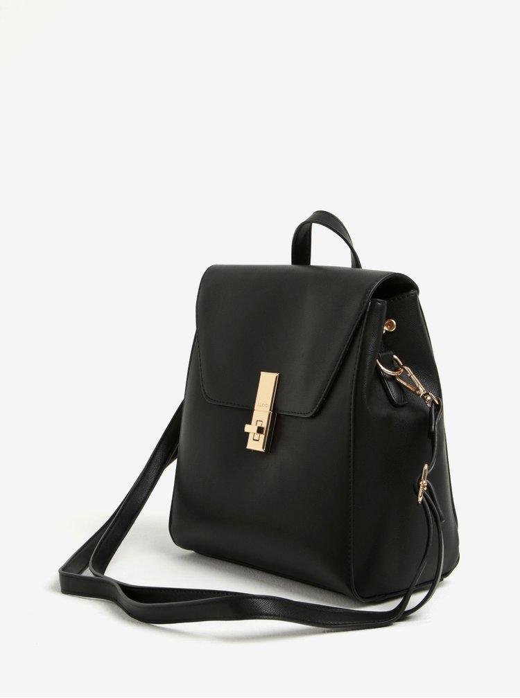 Černý dámský batoh/crossbody kabelka ALDO Sunriver