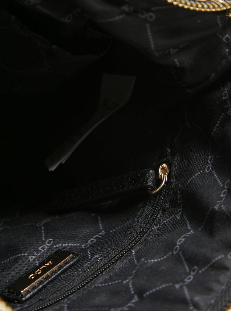 Geanta crossbody neagra - ALDO Bucket