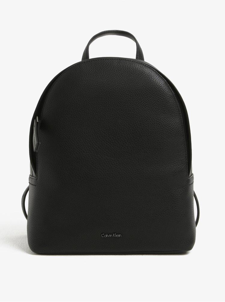 Černý dámský batoh Calvin Klein Jeans Nicky
