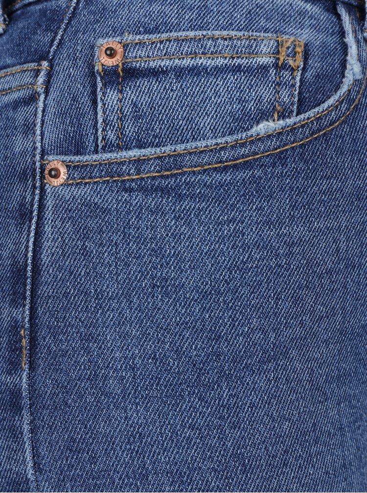 Modré slim mom džíny TALLY WEiJL