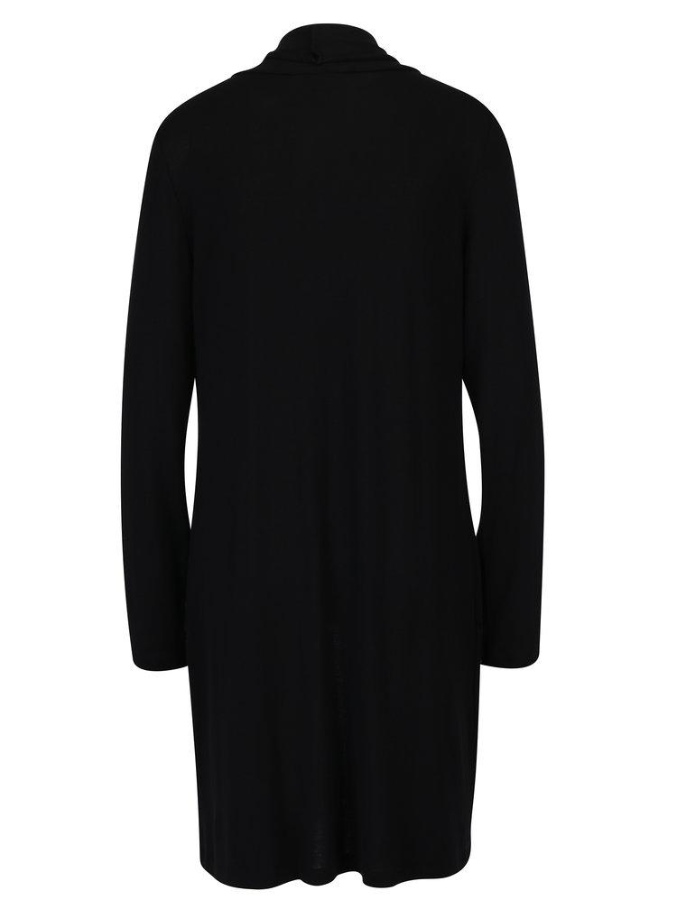 Cardigan lung negru - Yest