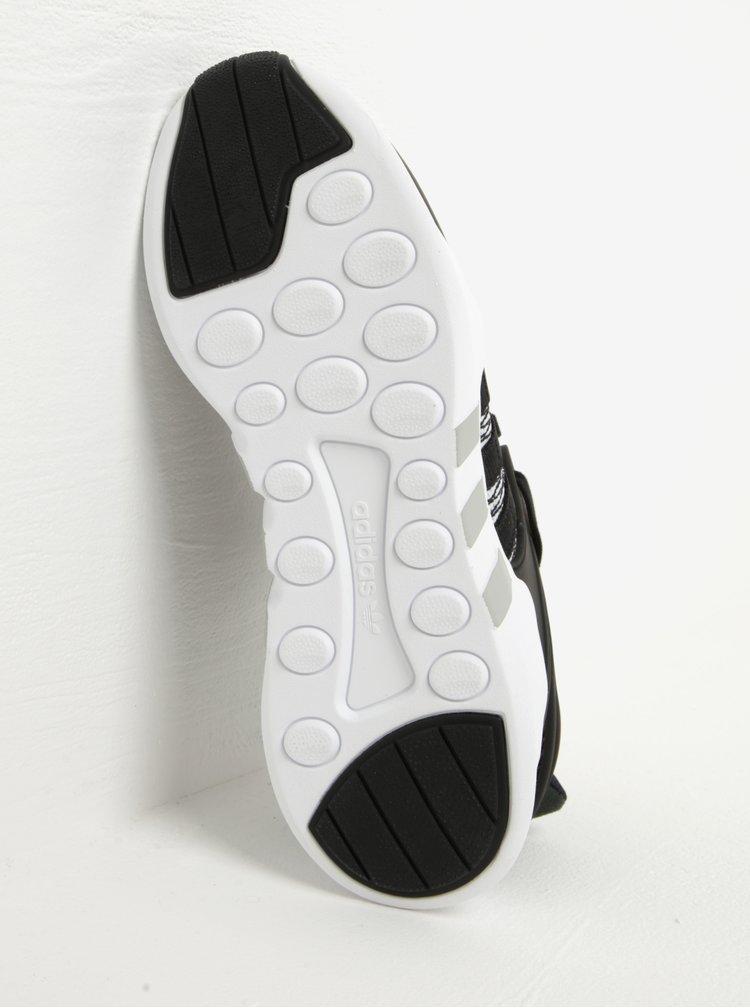 Čierne pánske tenisky adidas Originals EQT Support