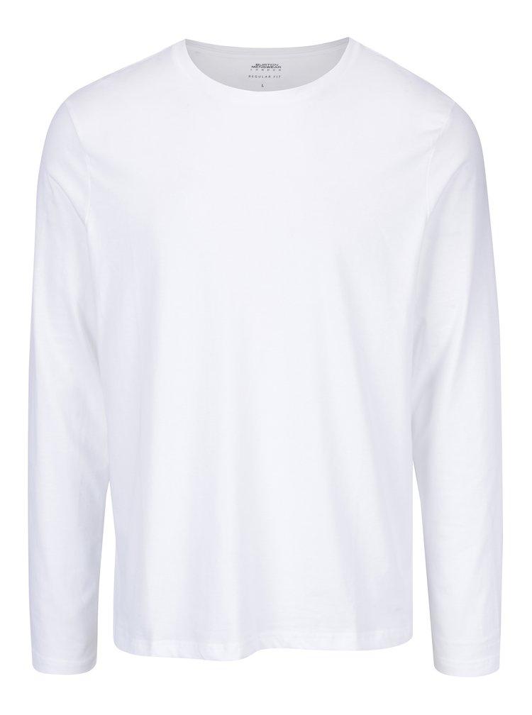 Bluza basic alba - Burton Menswear London