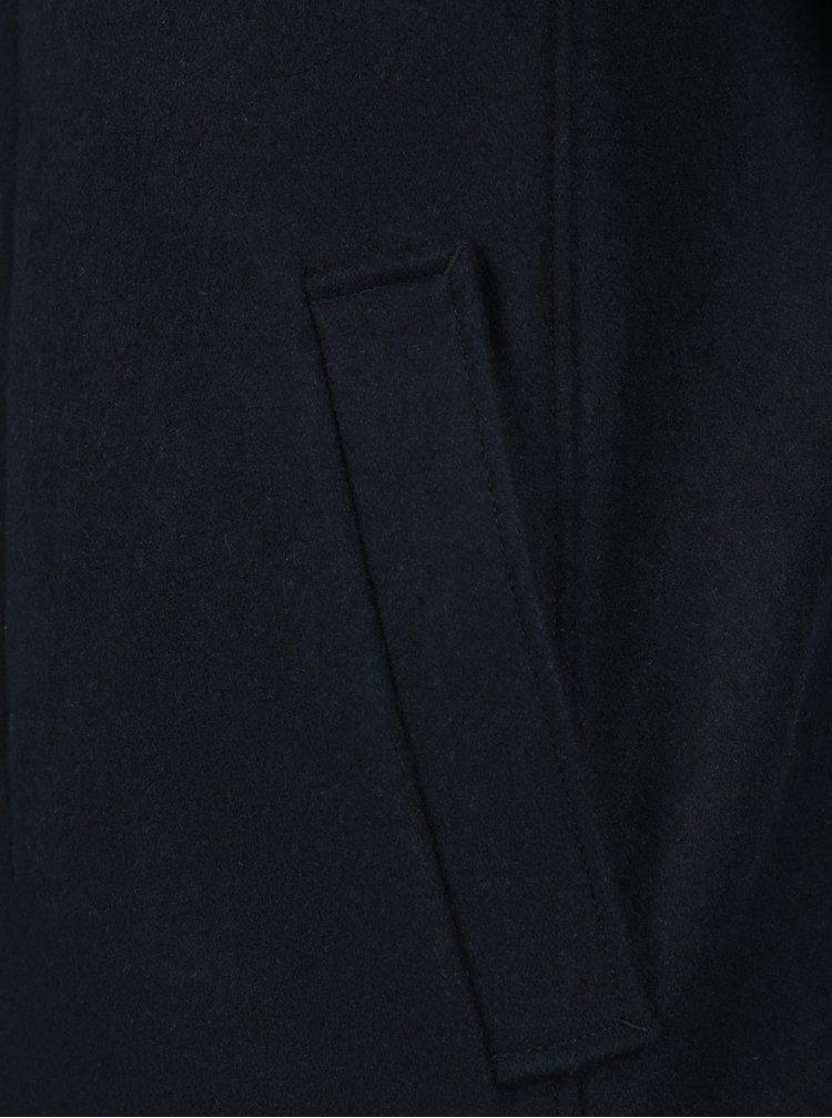 Jacheta bluemarin din amestec de lana - Jack & Jones Premium Moolin