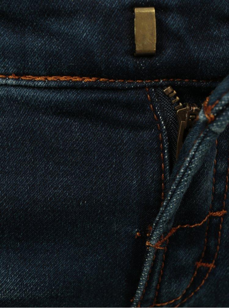 Tmavě modré klučičí džíny s nášivkou Lego Wear Pilou