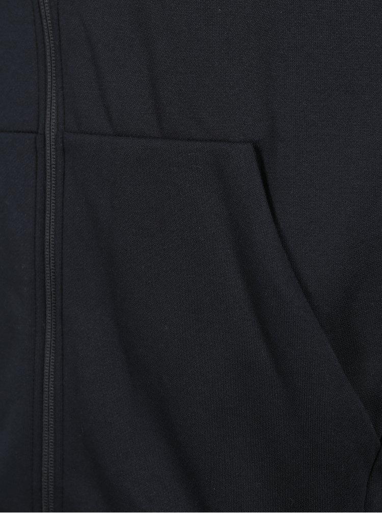 Černá pánská funkční mikina s kapucí Nike Hoodie