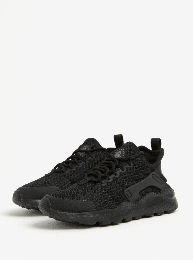 Pantofi sport negri pentru femei - Nike Air Huarache run