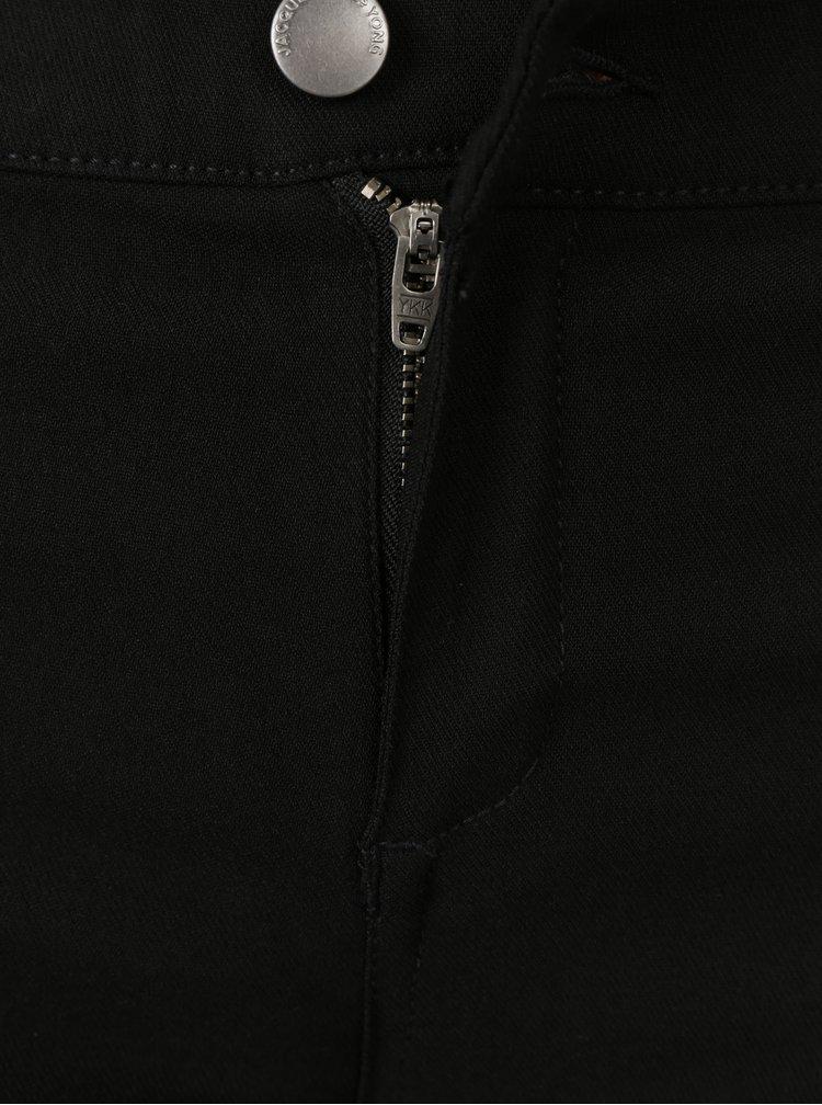 Černé skinny kalhoty Jacqueline de Yong Skinny