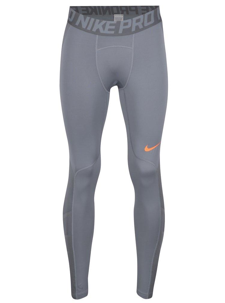 Leggings sport gri barbatesti Nike
