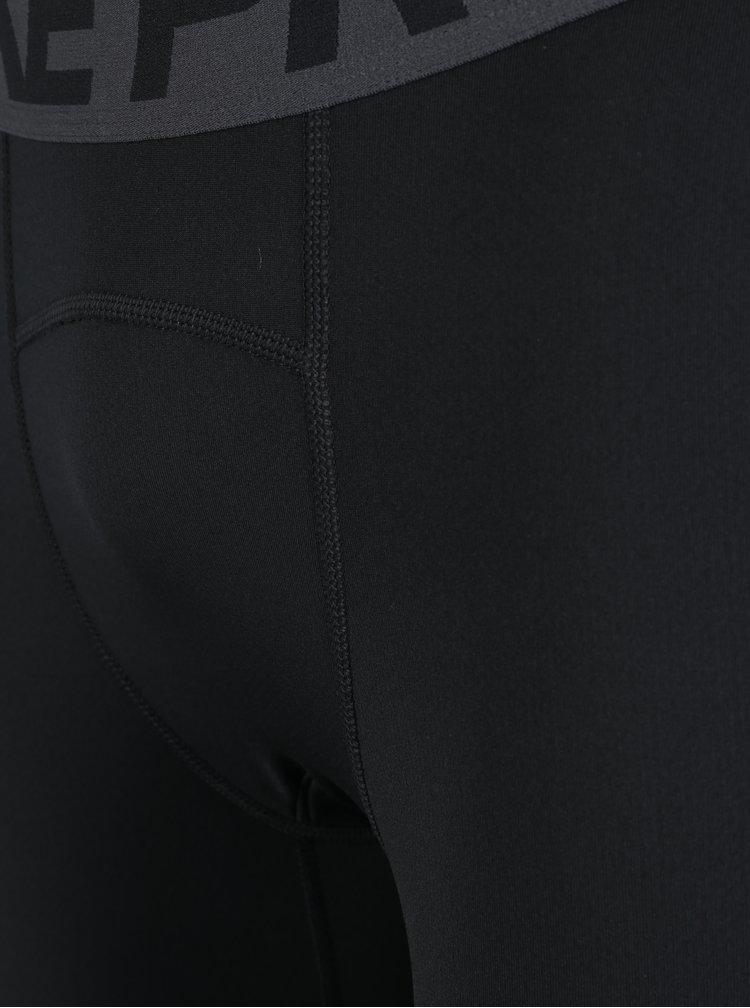 Leggings sport negri cu gri pentru barbati Nike