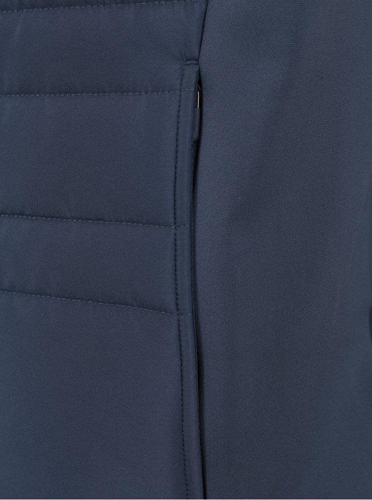 Modrá pánská funkční nepromokavá vesta Nike Essential