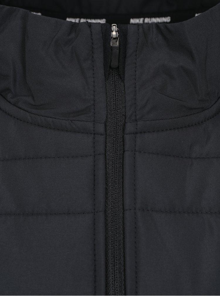 Černá pánská funkční nepromokavá vesta Nike Essential