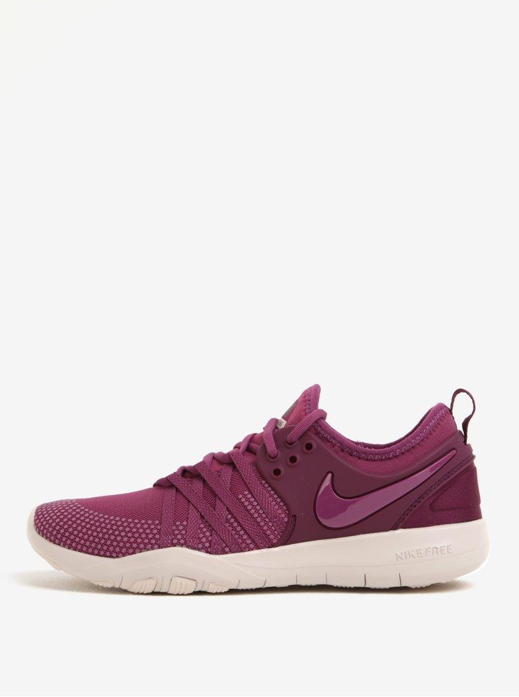 Pantofi sport mov pentru femei - Nike Free TR 7