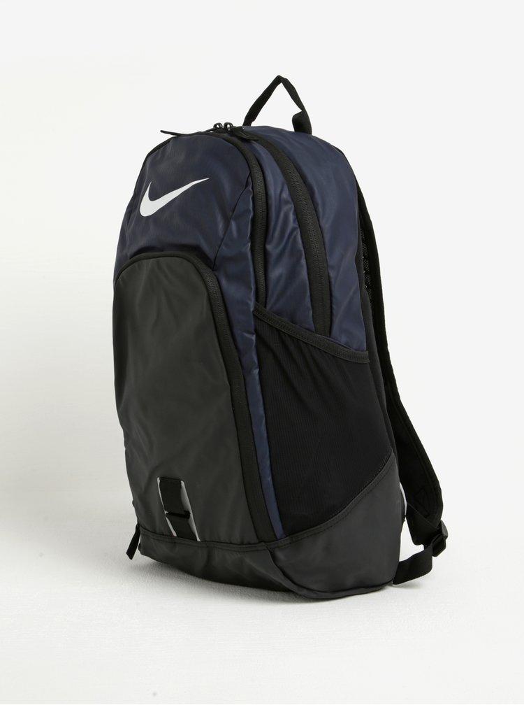 Rucsac unisex bleumarin cu negru Nike Alpha Adapt REV 28 l