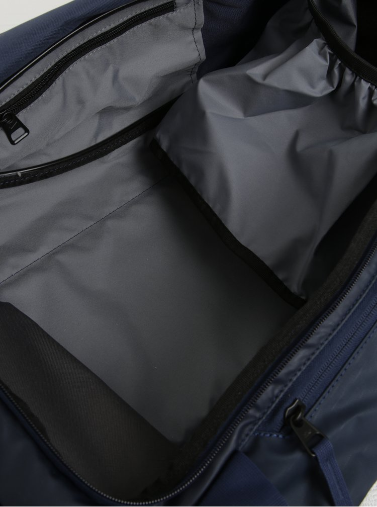 Geanta sport bleumarin cu negru Nike Alpha Adapt 37 l
