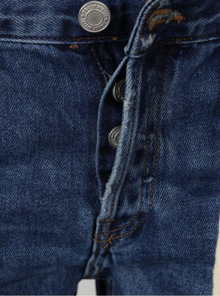Modré boyfriend džíny s nízkým pasem TALLY WEiJL
