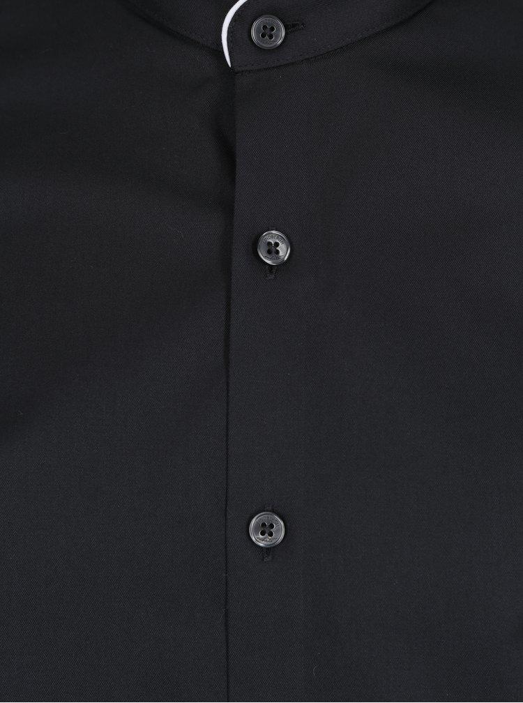 Černá formální košile