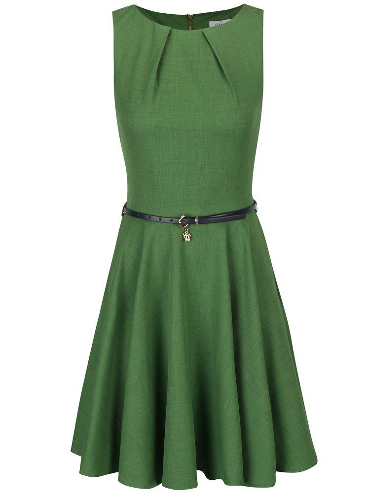 Zelené šaty Closet