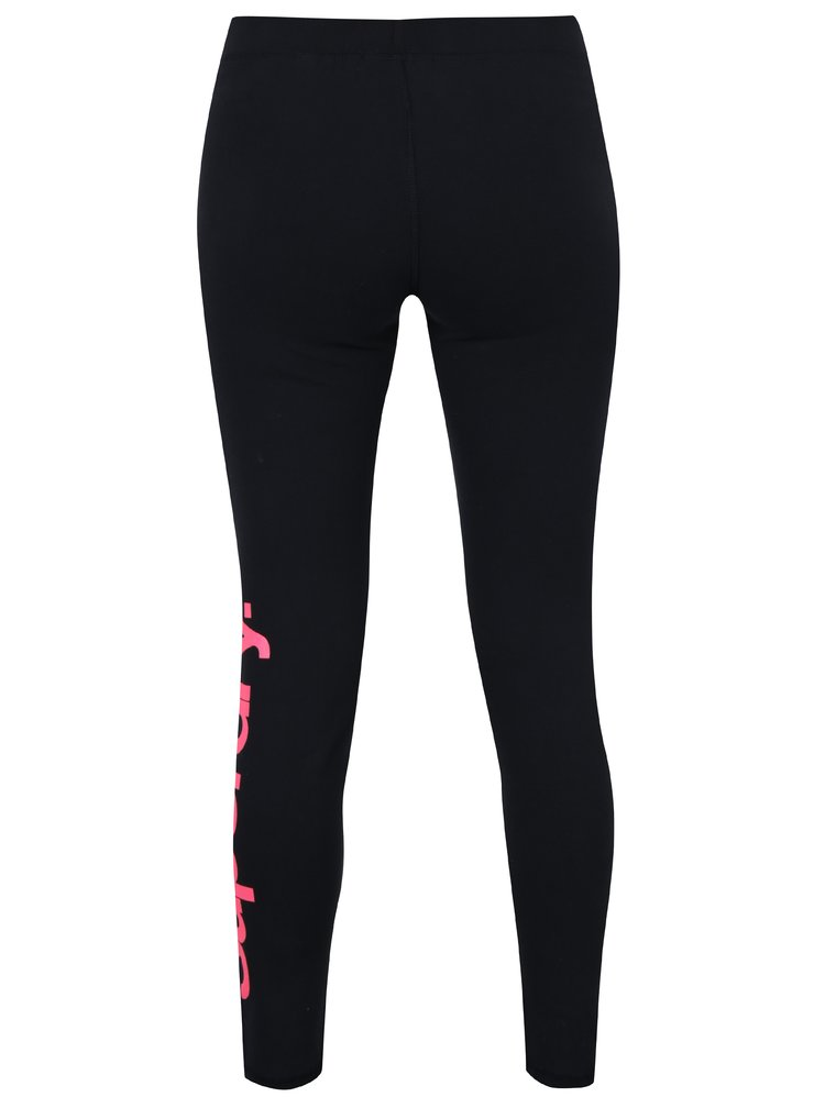 Leggings sport cu print pentru femei - Superdry Bold