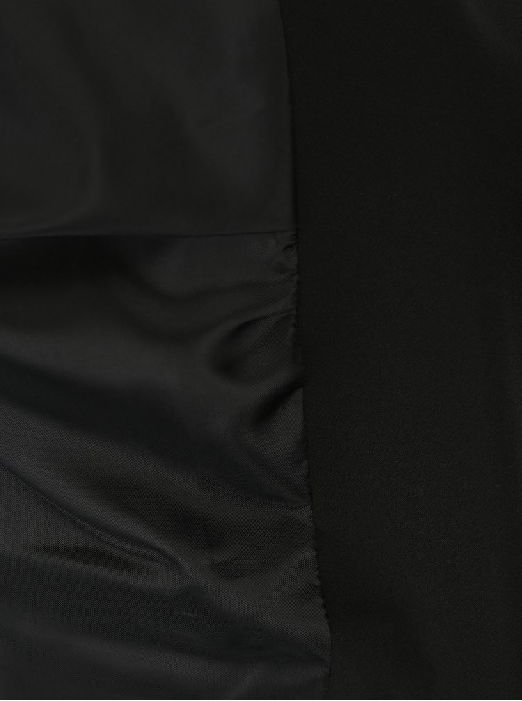 Černé krátké sako Miss Selfridge