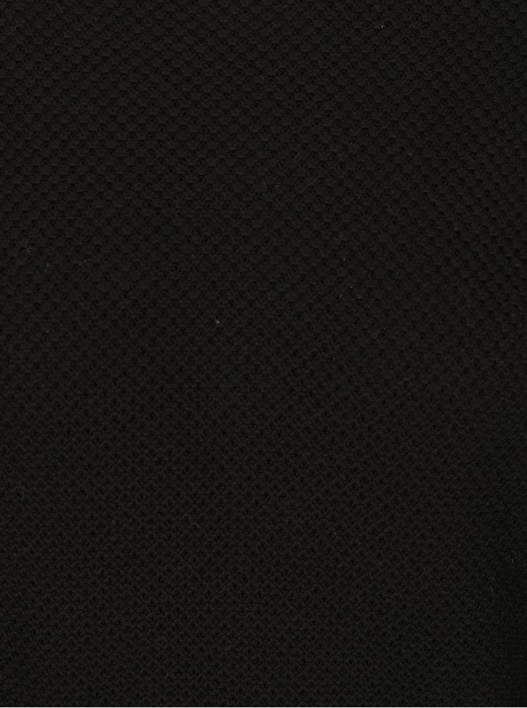 Pulover negru oversized pentru femei Garcia Jeans