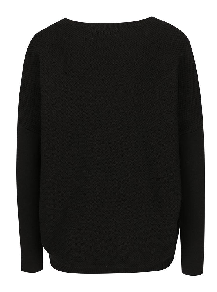 Černý dámský svetr Garcia Jeans