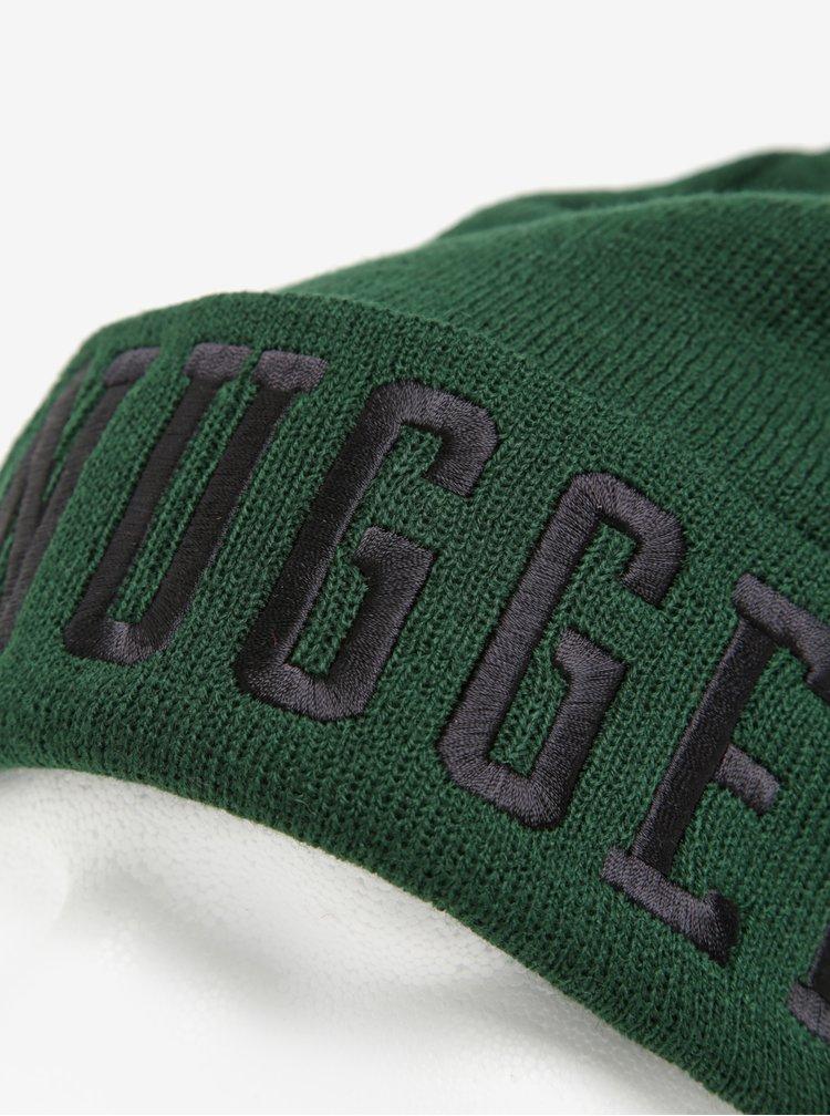 Khaki pánská čepice s výšivkou Nugget Jordan
